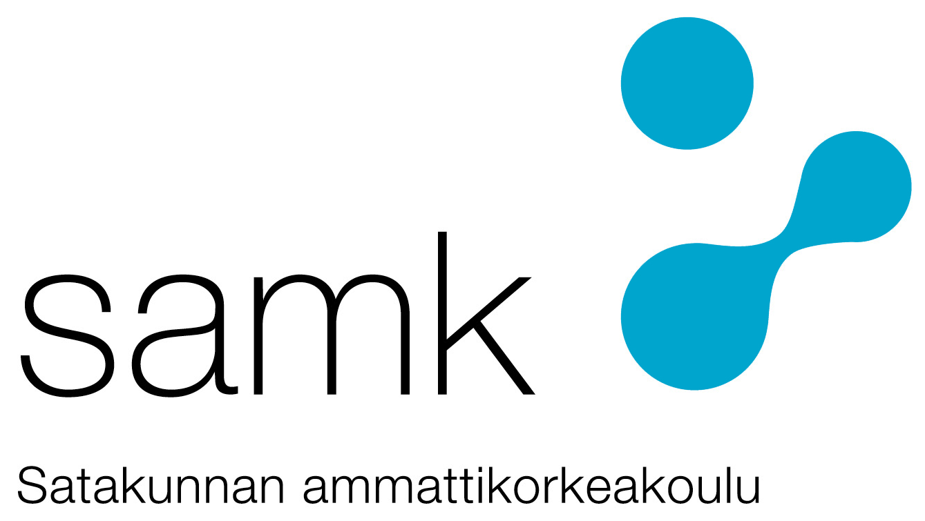 SAMK logo.