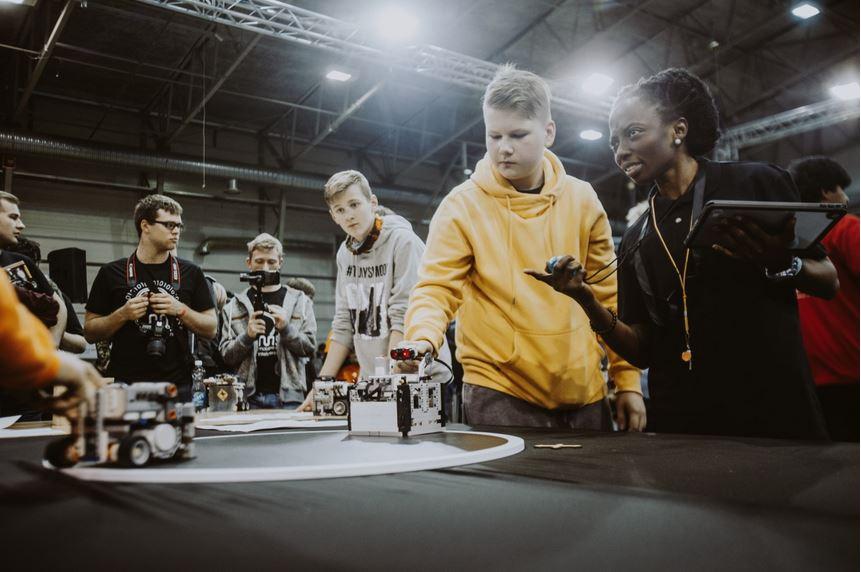 robotex-kilpailu