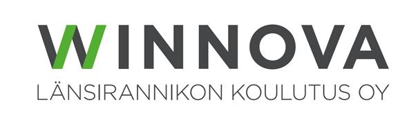 Winnova logo.
