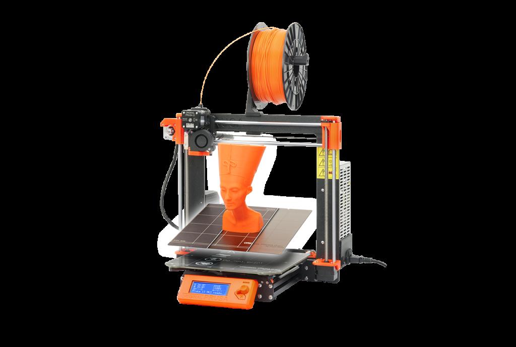 Prusan 3D tulostin.