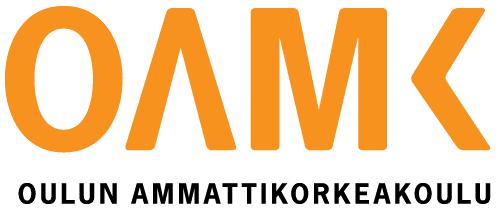 Oulun ammattikorkeakoulun logo.