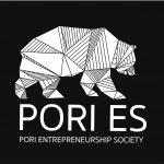 Pori Entrepreneur Society -logo.