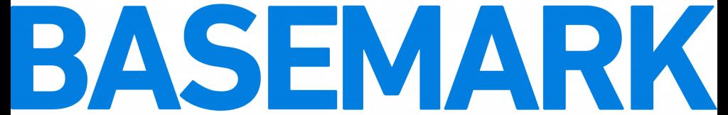 Basemark logo.